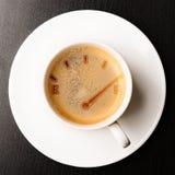 Kaffeenachfüllung Lizenzfreies Stockbild
