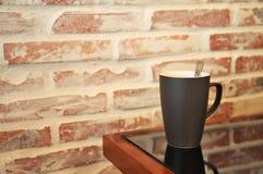 Kaffeepause Stockfoto