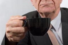 Kaffeepause lizenzfreie stockfotografie