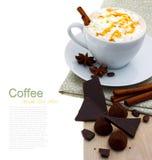 Kaffeepause stockfotos