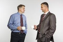 Kaffeepause Lizenzfreie Stockfotos
