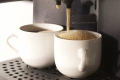 Kaffeeproduzent Stockfotos