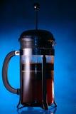 Kaffeeproduzent Stockfoto