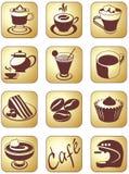 Kaffeesatz Lizenzfreie Stockfotografie