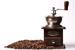 Kaffeeschleifer Lizenzfreies Stockfoto