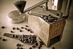 Kaffeeschleifer Stockbilder