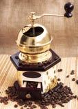 Kaffeeschleifer Stockfotografie