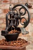Kaffeeschleifer Lizenzfreies Stockbild
