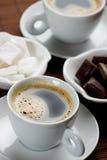 kaffeespresso Arkivbild