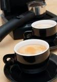 kaffeespresso arkivbilder