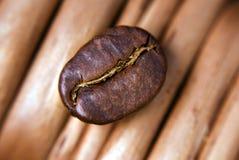 Kaffeestartwert für zufallsgenerator Stockfoto