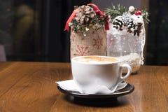Kaffeestimmung Stockbilder