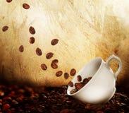 Kaffeestube stockfotos