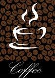 Kaffeesymbol Lizenzfreie Stockbilder