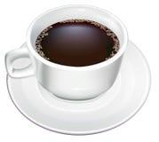 Kaffeetasse. Stockfoto