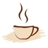 Kaffeetasse vektor abbildung