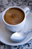 Kaffeetasse Stockfoto