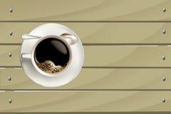 Kaffeetasse Lizenzfreies Stockfoto