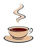 Kaffeetasse. Lizenzfreies Stockfoto