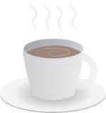 Kaffeetasse-Becher Stockfotografie