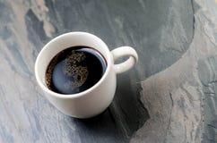 Kaffeetasse: Dollarzeichen Stockfotos