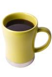 Kaffeetasse-Draufsicht Lizenzfreies Stockbild
