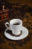 Kaffeetasse-Hexe Schleifer Lizenzfreie Stockfotos