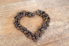 Kaffeetasse mit Innerem Stockfotos