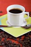 Kaffeetasse noch Stockbild