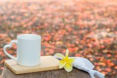 Kaffeetasse - Weinleseeffekt-Artbilder lizenzfreie stockfotografie