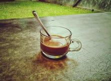 Kaffeeweinlese Lizenzfreie Stockfotografie