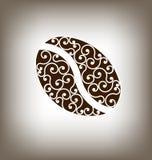 Kaffeeweinlese Bean Stockfoto