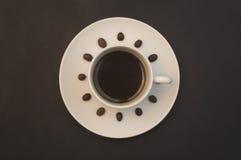 Kaffeezeit Lizenzfreie Stockfotos