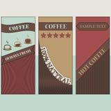 Kaffeföretag trevlig color-06 Royaltyfri Bild