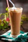 kaffefrappe Arkivbilder