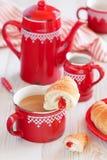 kaffegiffel Royaltyfri Foto