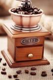 kaffegrinder arkivfoton