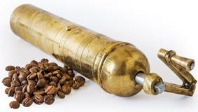Kaffegrinder Arkivbilder