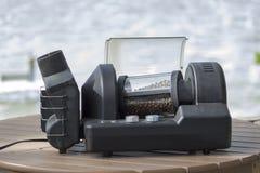 Kaffekaffebrännare Royaltyfri Foto