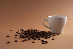 kaffekaffeezeittid Royaltyfri Bild