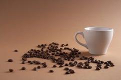 kaffekaffeezeittid Royaltyfri Fotografi