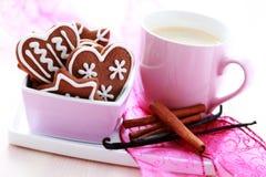 kaffekakakopp fotografering för bildbyråer