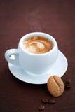 kaffekakakopp Arkivfoton