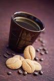 kaffekakakopp Arkivbild