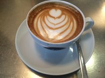 Kaffekonst Royaltyfria Bilder