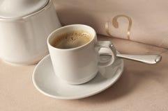kaffekopp Fotografering för Bildbyråer
