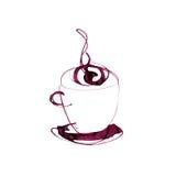 kaffekopp Arkivfoton