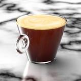 Kaffekopp med kaffe Royaltyfria Bilder