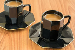 Kaffekoppar Royaltyfri Bild