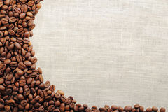 kaffekorn Royaltyfri Foto